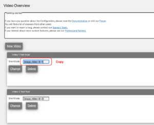 Screenshot_Copy Shortcode